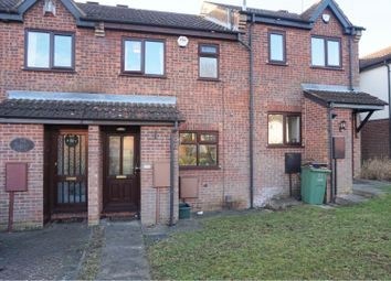 Thumbnail 2 bed town house for sale in Foston Gate, Wigston