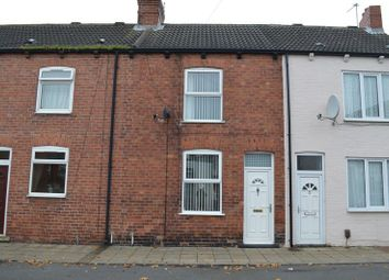Thumbnail 2 bed terraced house to rent in Cannon Street, Glasshoughton, Castleford, West Yorkshire