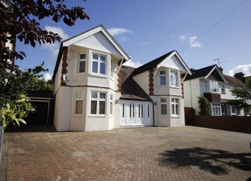 Thumbnail 5 bedroom detached house for sale in Stoddart Avenue, (Off Peartree Avenue), Southampton