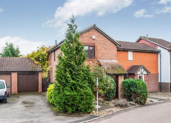 Thumbnail 3 bed semi-detached house for sale in Calder Way, Didcot