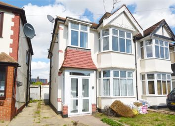 3 bed semi-detached house for sale in Royston Avenue, Southend-On-Sea, Essex SS2