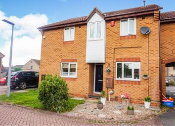 Thumbnail 3 bed terraced house for sale in Nelson Way, Grimsby