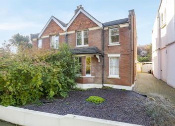 Thumbnail 4 bed property for sale in Upper Park Road, St. Leonards-On-Sea