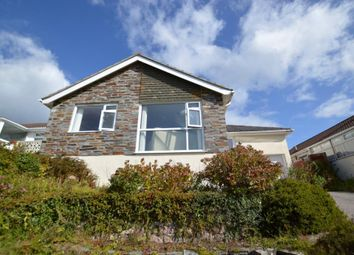 Thumbnail 3 bed detached bungalow for sale in Longlands Drive, Heybrook Bay, Plymouth, Devon