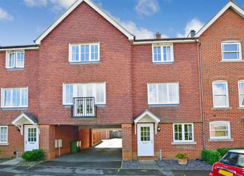 Thumbnail 4 bed town house for sale in Hatchmore Road, Denmead, Waterlooville, Hampshire