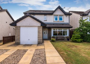 Thumbnail 4 bed detached house for sale in Westhaugh Road, Stirling