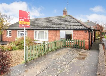 Beatty Drive, Bilton, Rugby CV22. 3 bed semi-detached bungalow for sale