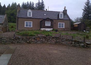 Thumbnail Cottage to rent in Carron, Aberlour