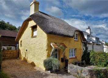 Thumbnail 3 bed cottage for sale in Westwood, Exeter