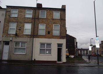 Thumbnail 3 bed flat to rent in Lower Breck Road, Liverpool