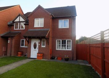 Thumbnail 3 bed end terrace house for sale in Greensand Close, Swindon