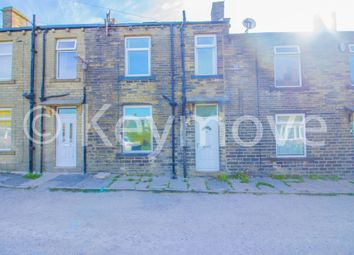 Thumbnail 2 bed terraced house for sale in Commercial Street, Queensbury, Bradford