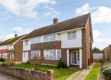Thumbnail 3 bed semi-detached house for sale in Park Drive, Ingatestone