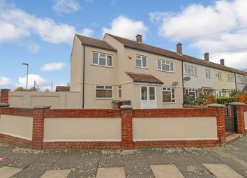 Thumbnail 4 bedroom end terrace house for sale in Glenmore Way, Barking