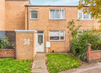 Thumbnail 3 bed town house for sale in Warwick Court, Loughborough