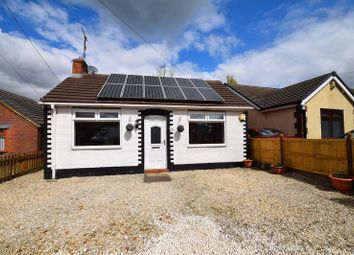 Thumbnail 3 bed detached bungalow for sale in Whitfield Road, Stoke-On-Trent
