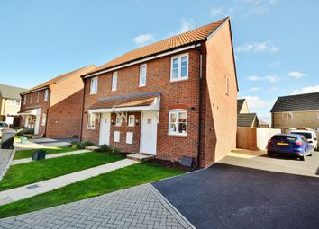 Thumbnail 2 bed semi-detached house for sale in Maple Road, Didcot
