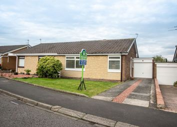 Thumbnail 2 bed bungalow for sale in Gilmore Close, Newcastle Upon Tyne