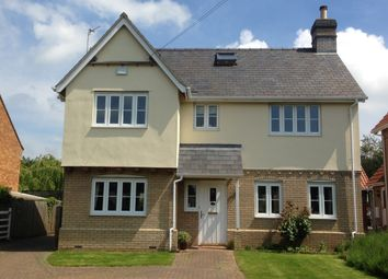 Thumbnail 6 bedroom detached house to rent in 21 High Street, Cheveley, Newmarket