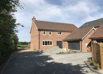 Thumbnail 5 bed detached house for sale in Chester Road, Nomans Heath, Malpas