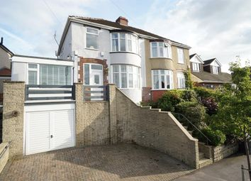 Thumbnail 4 bed semi-detached house for sale in Westwick Crescent, Beauchief, Sheffield