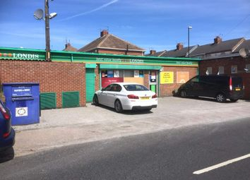 Thumbnail Retail premises for sale in Sunderland SR3, UK