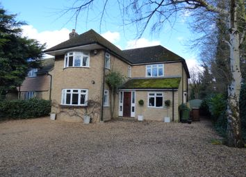 Thumbnail 5 bed detached house for sale in Cherry Orton Road, Orton Waterville