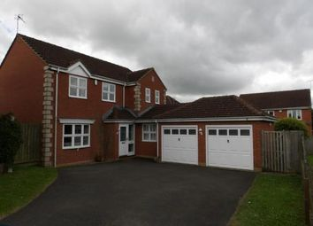 Thumbnail 4 bed detached house for sale in Countryman Way, Markfield, Leicestershire