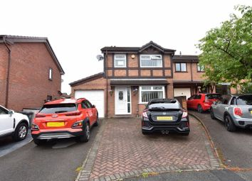 Thumbnail 3 bed detached house for sale in Stainton Road, Radcliffe, Manchester