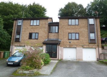 Thumbnail 1 bed flat to rent in Broom Park, Plymstock, Plymouth