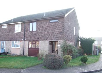 Thumbnail 3 bed semi-detached house to rent in Simons Cross, Wickham Market, Woodbridge