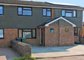 Thumbnail 3 bed terraced house for sale in Lyde Close, Oakley, Basingstoke