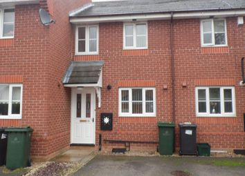 Thumbnail 2 bed terraced house to rent in Astcote Court, Kirk Sandall, Doncaster