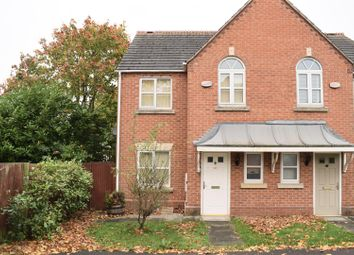 Thumbnail 3 bedroom semi-detached house for sale in Coronation Street, Swadlincote