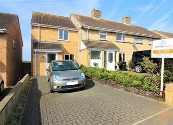 Thumbnail 2 bedroom semi-detached house to rent in Rylands Lane, Weymouth