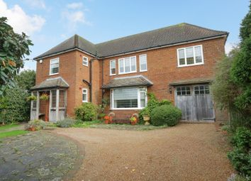 Thumbnail 4 bed detached house for sale in Cherry Garden Lane, Folkestone