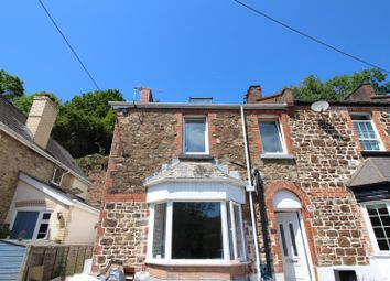 Thumbnail 3 bed end terrace house for sale in Foxbeare Road, Ilfracombe