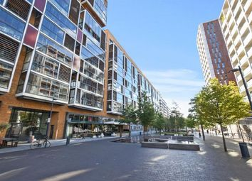 Thumbnail 3 bed flat to rent in Dalston Square, London