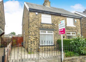 Thumbnail 2 bed semi-detached house for sale in Sandygate Terrace, Laisterdyke, Bradford