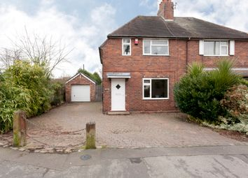 Thumbnail 3 bed semi-detached house for sale in Orme Road, Poolfields, Newcastle