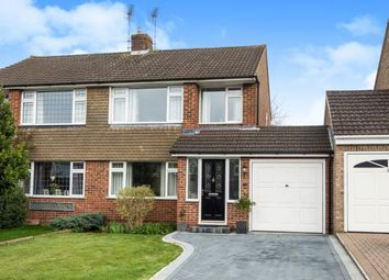 Thumbnail 3 bedroom semi-detached house for sale in Norman Close, Wigmore, Gillingham, Kent