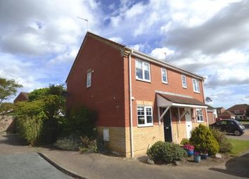 Thumbnail 2 bed semi-detached house for sale in Norwich, Norfolk