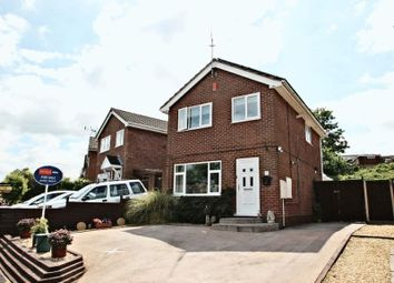 Thumbnail 3 bedroom detached house for sale in Walton Way, Talke, Stoke-On-Trent