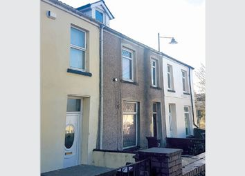 Thumbnail Terraced house for sale in Newfoundland Terrace, Merthyr Tydfil