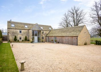 Thumbnail 5 bed barn conversion for sale in Frampton Mansell, Stroud