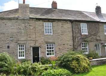 Thumbnail 4 bed cottage for sale in New Hightown, Melkridge, Northumberland.