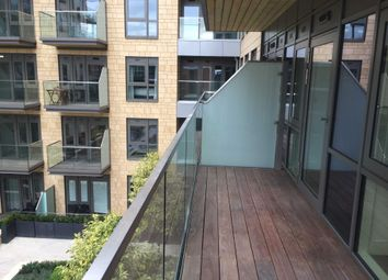 Thumbnail 1 bed flat to rent in Visa House, Longfield Avenue, Dickens Yard, London