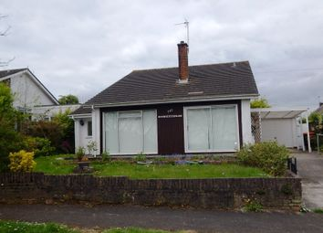 Thumbnail 3 bed bungalow to rent in Northfield Road, Caerleon, Newport