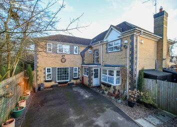 5 bed detached house for sale in Maida Close, Wootton, Northampton NN4