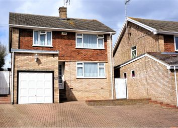 Thumbnail 4 bed detached house for sale in Lonsdale Drive, Gillingham
